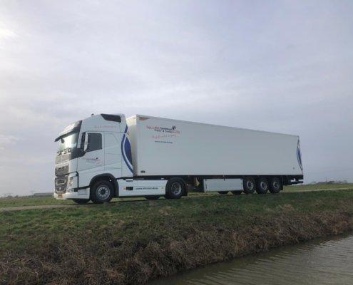 Van't Blik European Truck- & Trailer Rental - Volvo FH 500 Globetrotter XL