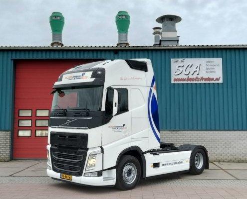 Van't Blik ETT Rental Volvo FH 500 Globetrotter XL (7)