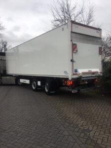 Citytrailer te huur via European Truck en Trailer Rental