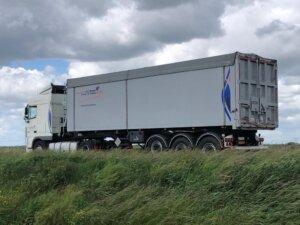 Kipper trailer te huur via European Truck & TrailerRental