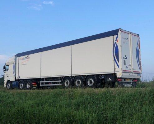 Walking Floor te huur via European Truck en Trailer Rental