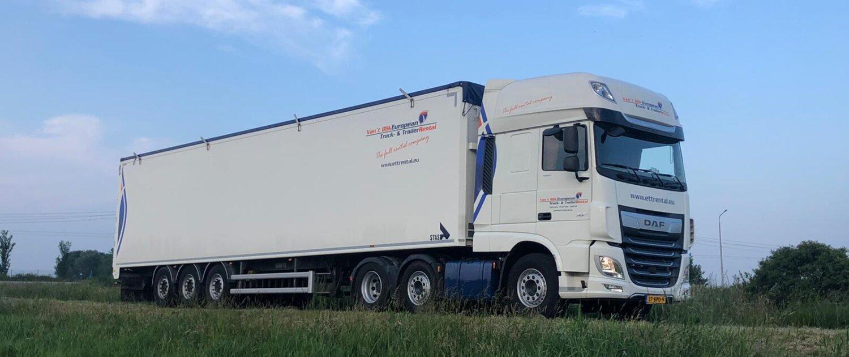 Walking Floor te huur bij European Truck en Trailer Rental