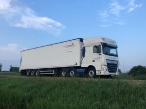 Walking Floor te huur via European Truck en Trailer Rental