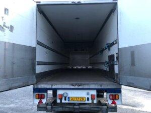 Citytrailer te huur bij Van t Blik European Truck en Trailer Rental Friesland